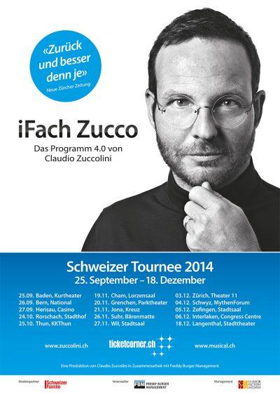 ifach Zucco, Claudio Zuccolini, Humorfactory.chifach Zucco, Claudio Zuccolini, Humorfactory.ch