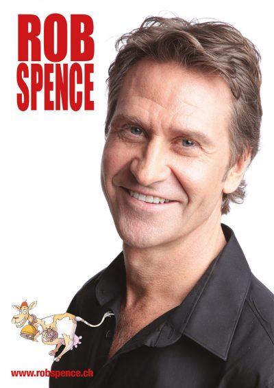 Rob Spence, Humorfactory.ch