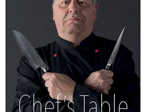 Rolf Schmid: Chef's Table am 18.01.2018 in Malans