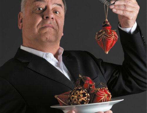 Schöne Bescherung: Weihnachts-Dinner mit Rolf Schmid